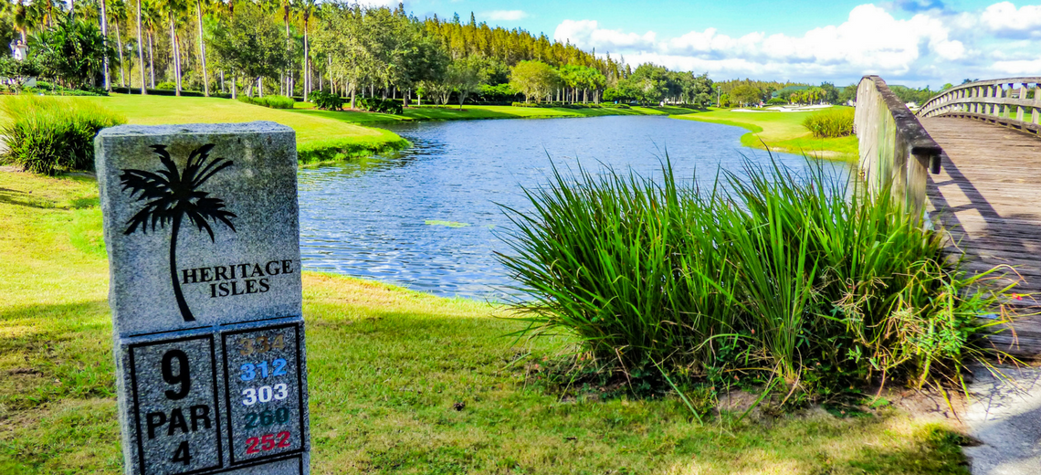 Welcome to Heritage Isles! - Heritage Isles Golf and Country